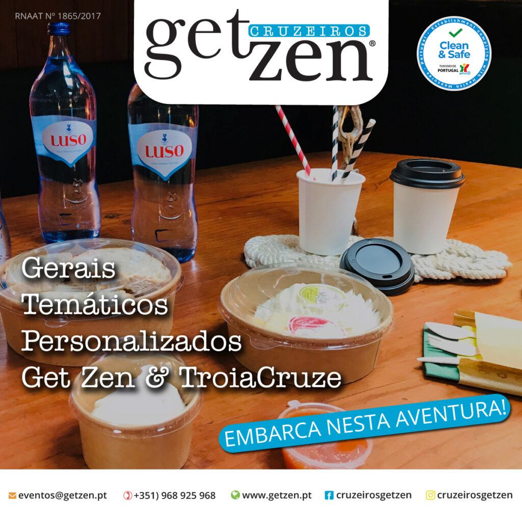Get Zen | Cruzeiros